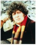 Tom Baker (Doctor Who) - Genuine Signed Autograph 6967